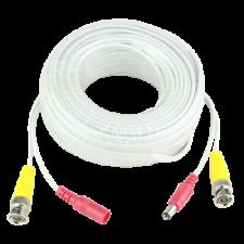 Eonboom AHD-CPV40 BNC+DC táp kábel 40m, HD kamerákhoz kábel és adapter