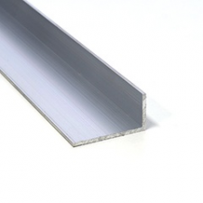 Építő - barkács profilok - Aluminium L profil LED szalaghoz (40x20 mm) nyers villanyszerelés