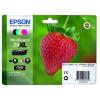 Epson 29XL nagy kapacitású BK,C,M,Y eredeti patron csomag T2996