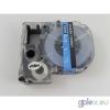 Epson LC-2LWV utángyártott feliratozószalag kazetta 6 mm * 8m kék alapon fehér nyomtatás