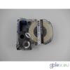 Epson LC-5TLW utángyártott feliratozószalag kazetta 18 mm * 8m átlátszó alapon kék nyomtatás