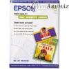 Epson Öntapadós [A4 / 167g] 10db fotópapír #S041106