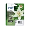 Epson T05994010 Tintapatron StylusPhoto R2400 nyomtatóhoz, EPSON világos világos fekete, 13ml