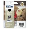 Epson T06114010 Tintapatron Stylus D68, D88, D88PE nyomtatókhoz, EPSON fekete, 8ml
