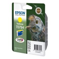 Epson T0794 sárga eredeti patron nyomtatópatron & toner