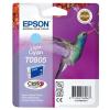 Epson T08054011 Tintapatron StylusPhoto R265, R360, RX560 nyomtatókhoz, EPSON világos kék, 7,4ml