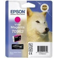 Epson T0963 M nyomtatópatron & toner