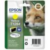 Epson T12844011 Tintapatron Stylus S22, SX125, SX420W nyomtatókhoz, EPSON sárga, 3,5ml