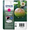 Epson T12934011 Tintapatron Stylus SX420W, SX425W, SX525WD nyomtatókhoz, EPSON vörös, 7ml