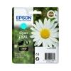 Epson T18124010 Tintapatron XP 30, 102, 202, 205 nyomtatókhoz, EPSON kék, 6,6ml