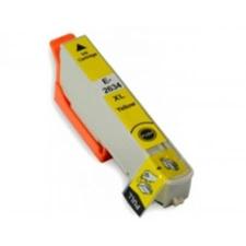 Epson T26344010 26XL tintapatron XP 600, 700, 800 nyomtatókhoz, utángyártott yellow, 14ml nyomtatópatron & toner