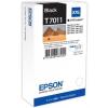 Epson T70114010 Tintapatron Workforce Pro 4000, 4500 sorozat nyomtatókhoz,  fekete, 63,2 ml