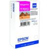 Epson T70134010 Tintapatron Workforce Pro 4000, 4500 sorozat nyomtatókhoz,  vörös, 34,2 ml