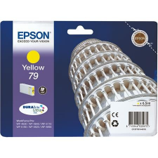 Epson T79144010 Tintapatron Workforce Pro WF-5110, WF-5690 nyomtatókhoz, EPSON, sárga, 0,8k nyomtatópatron & toner