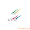 Equip 605664 SFTP patch kábel, Cat6A, 5m, sárga, LSOH, 10Gb