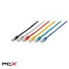 Equip 625434 5m kék cat6 utp patch kábel