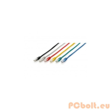Equip 625437 UTP patch kábel, CAT6, 0,5m kék kábel és adapter
