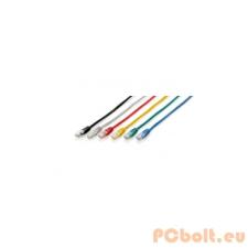 Equip 625444 UTP patch kábel, CAT6, 5m zöld kábel és adapter