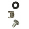 Equip M6 Cage Nut and Screw Set 50db