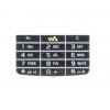 Ericsson W960 billentyűzet fekete