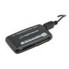 Esperanza EA117 All-in-One USB 2.0 fekete univerzális kártyaolvasó