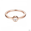 Esprit Női gyűrű ezüst RosĂŠ cirkónia Tiny ESRG92424B1 56 (17.8 mm Ă?)