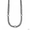 Esprit Női Lánc Collier ezüst cirkónia Alliance ESNL91940A430