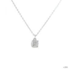 Esprit Női Lánc nyaklánc ezüst cirkónia ESNL93483A420 nyaklánc