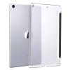 ESR Apple iPad Mini 2019 tablet hátlap, Átlátszó