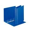 ESSELTE A4 65 mm panorámás D alakú 4 gyűrűs PP kék gyűrűskönyv
