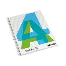 ESSELTE A4 70 lap vonalas spirálfüzet füzet