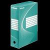 "ESSELTE Archiváló doboz, A4, 100 mm, karton, ESSELTE ""Standard"", zöld"