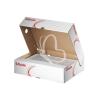 """ESSELTE Archiváló doboz, A4, 80 mm, karton, felfelé nyíló, ESSELTE """"Standard"""", fehér"""