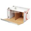 ESSELTE archiváló konténer előre nyíló tetővel
