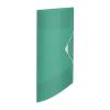 "ESSELTE ""Colour`Ice"" 15 mm A4 zöld gumis mappa"