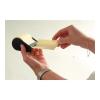 """ESSELTE """"Contacta"""" 60 mm x 10m sárga öntapadó jegyzetpapír henger adagolóval"""