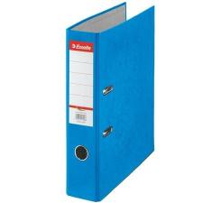 "ESSELTE Iratrendező, 75 mm, A4, karton, ESSELTE ""Rainbow"", kék regiszter és tartozékai"