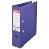 ESSELTE Iratrendező, 75 mm, A4, PP/PP, élvédő sínnel, ESSELTE Standard, lila (E811530)