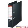 ESSELTE Iratrendező -81187-JUMBO Plus A4 8cm FEKETE VIVIDA ESSELTE10db/dob