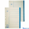 ESSELTE Papír regiszter 1-31 A4