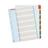 ESSELTE Regiszter, laminált karton, A4 Maxi, 1-31, újraír