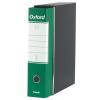 "ESSELTE Tokos iratrendező, 80 mm, A4, karton, ESSELTE ""Oxford"", zöld"