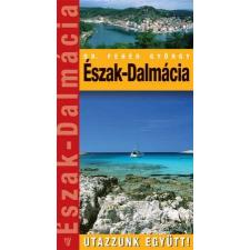 Észak-Dalmácia - Utazzunk együtt! térkép