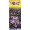 Északnyugati Terület térkép - ITM