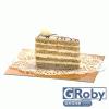 Eszterházy torta szelet 80 g