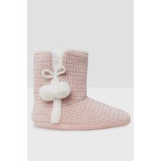 Etam - Papucs Chenilu - rózsaszín - 1378985-rózsaszín