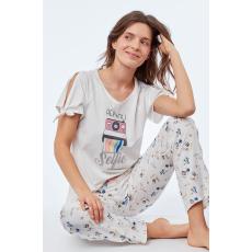 Etam - Pizsama top - krém