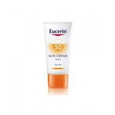 Eucerin SUN FF50+ NAPOZÓ KRÉM ARCRA  50 ML naptej, napolaj