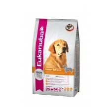 Eukanuba Adult Golden Retriever fajtatáp  12 kg kutyaeledel