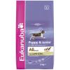 Eukanuba Puppy & Junior rich in Lamb & Rice 2x12kg